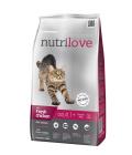 Granule pro kočky Nutrilove