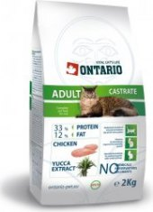 Granule pro kočky Ontario