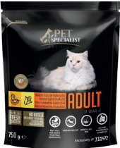 Granule pro kočky Pet Specialist Premium