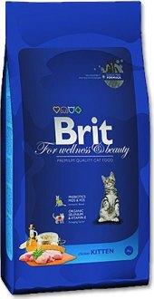 Granule pro kočky Premium Brit