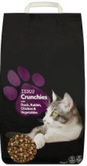 Granule pro kočky Tesco