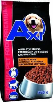 Granule pro psy Axi