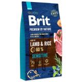Granule pro psy Brit Premium by Nature