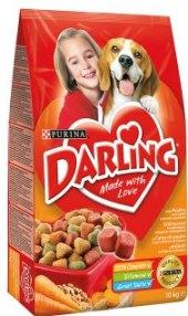 Granule pro psy Darling Purina