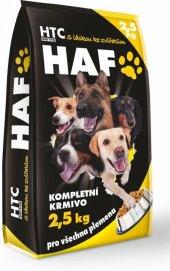 Granule pro psy Haf HTC Servis