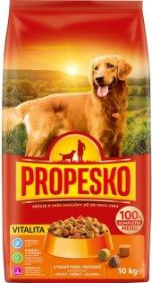 Granule pro psy Propesko
