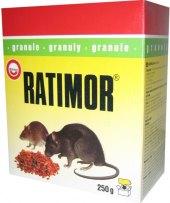 Granule proti hlodavcům Ratimor