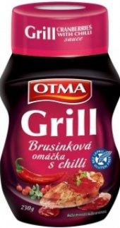 Omáčky Grill Otma