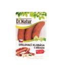 Grilovací klobása s křenem Dr. Natur