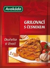 Koření Grilovací s česnekem Avokádo