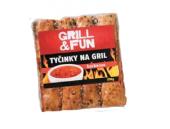 Grilovací tyčinky Grill&Fun
