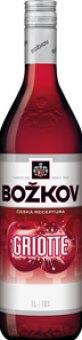 Likér Griotka Božkov