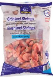 Grónské neloupané krevety mražené Horeca Select