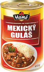 Guláš Hamé - konzerva