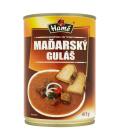 Maďarský guláš Hamé - konzerva