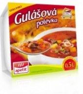 Gulášová polévka s hovězím masem Apetit