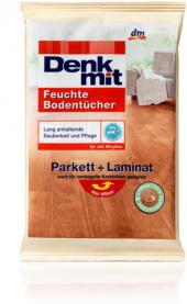 Hadr vlhčený na podlahu Denkmit