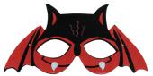Halloweenská maska