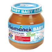 Příkrm bio Baby Hamánek