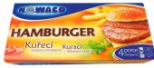 Hamburger kuřecí mražený Nowaco