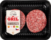 Hamburger Na gril Penny