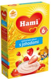 Kaše rýžovo mléčná Hami