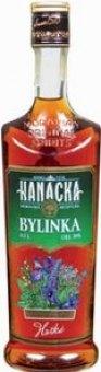 Bylinný likér Hořká bylinka Hanácká