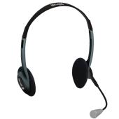 Sluchátka přes hlavu Headset HS-2100 Trust