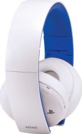 Sluchátka přes hlavu Headset pro PS4 Sony Wireless Stereo