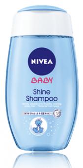 Šampon dětský hedvábně jemný Baby Nivea