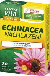 Doplněk stravy Nachlazení Echinacea MaxiVita