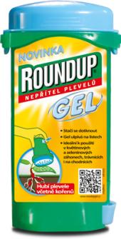 Herbicid gel Roundup