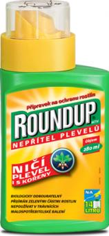 Herbicid tekutý Roundup