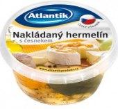 Sýr hermelín nakládaný s česnekem Atlantik