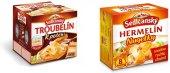 Sýr Hermelín nugetky + Troubelín Sedlčanský