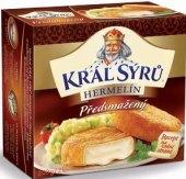 Hermelín předsmažený mražený Král sýrů
