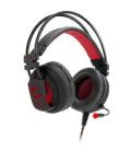 Herní headset Speedlink SL-860002-BK Maxter Stereo