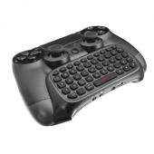 Herní ovladač Trust PS4 Snap on Keyboard