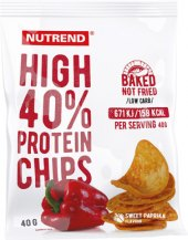 High protein chips Nutrend