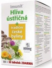 Doplněk stravy Hlíva ústřičná + tradiční české bylinky Imunit