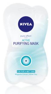 Maska pleťová čisticí hloubková Active Nivea