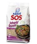 Hnědá rýže s quinoou SOS