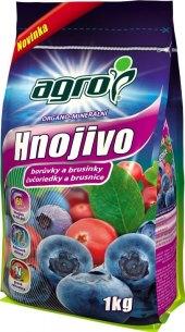 Hnojivo na borůvky a brusinky Agro