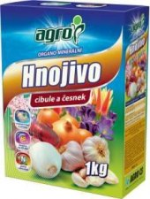 Hnojivo na cibuli a česnek Agro