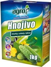 Hnojivo na okurky, cukety a tykve Agro