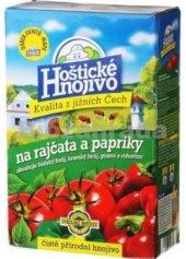 Hnojivo na rajčata a papriky Hoštické hnojivo