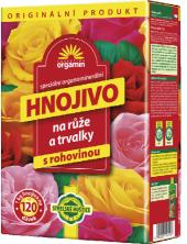 Hnojivo na růže a trvalky Orgamin Forestina