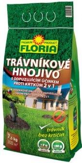 Hnojivo na trávník Floria