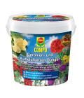 Hnojivo pro muškáty a balkonové rostliny Compo