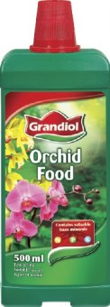 Hnojivo pro orchideje Grandiol